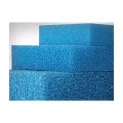 Pianka filtracyjna PPI 30 gąbka mata niebieska - WYBIERZ WYMIAR
