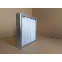 Danfoss W1 filtry powietrza G4 plisowany ramka metalowa