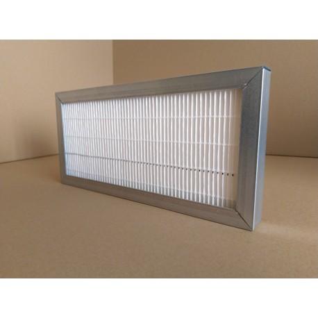 Komfovent Domekt R 400 V filtry powietrza wkład wykonany w technologi minipleat ramka ocynk