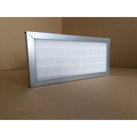 Komfovent Domekt R 400 H filtry powietrza do rekuperacji wykonane w technologi minipleat w ramce metalowej