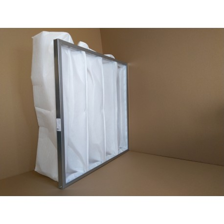 Komfovent Verso R 5000 H, R 7000 H filtry kieszeniowe G4
