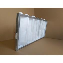 Komfovent Kompakt Rego 3000HE/HW, 4000HE/HW filtry powietrza kieszeniowy G4